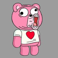 Screamin PinkBear