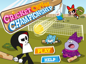 Cricket open championship1
