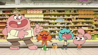 Gumballův úžasný svět - Who's Gettin' Candy