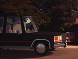The Fitzgeralds' car