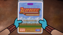 S4E19 The Traitor The Tale of Zelmore