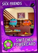 Sick Friends Card