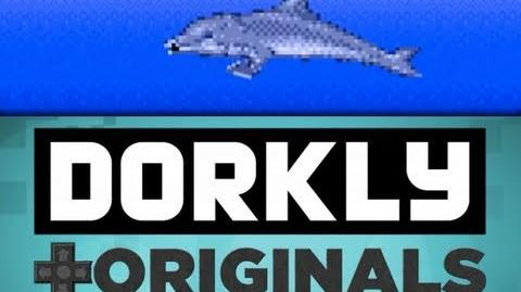 Dorkly Bits Ecco's Friends Are Stupid Dolphins