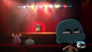 Gumball is completely oblivious