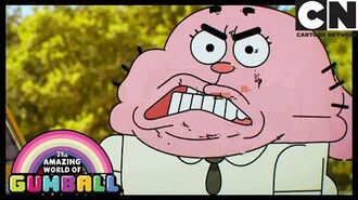 Gumball Ruins His Friendship With Darwin Gumball Cartoon Network