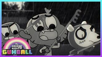 The Baddest Kid In Prison (Original Version) The Amazing World of Gumball 1080p