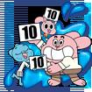 Gumball splashmaster three10s