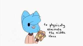 Gumball Eliminates The Middle Class