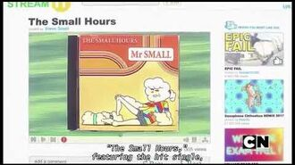 Mr Small - The Small Hours