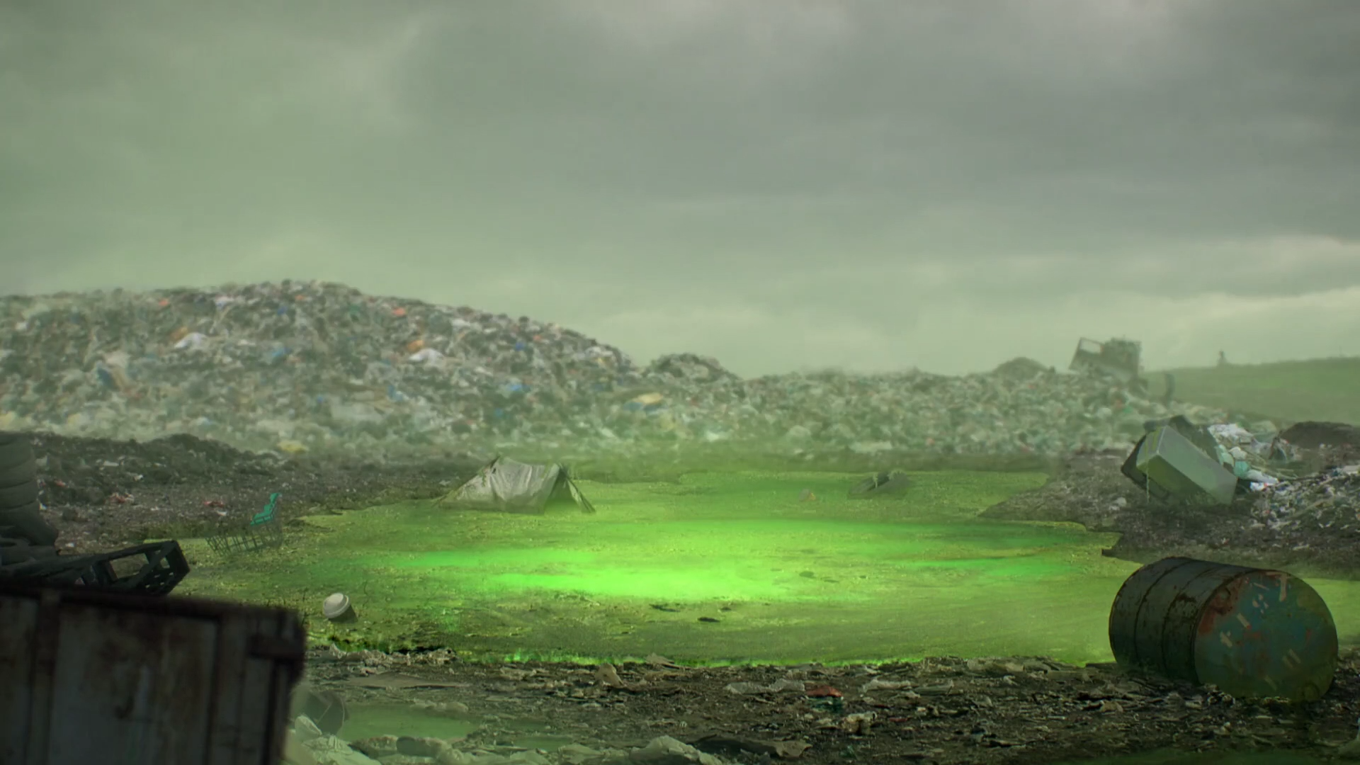 Toxic Waste Disposal Site | The Amazing World of Gumball ... | 1920 x 1080 png 2561kB
