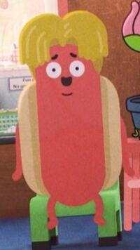 Hotdogguy young