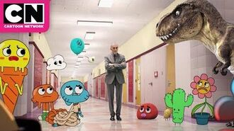 Superintendent Evil Pays a Visit The Amazing World of Gumball Cartoon Network-1561762122