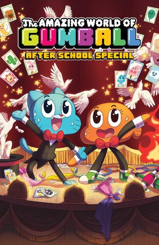 The Amazing World Of Gumball The Tba The Amazing World of G...