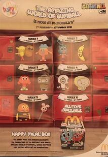 Gumball toys