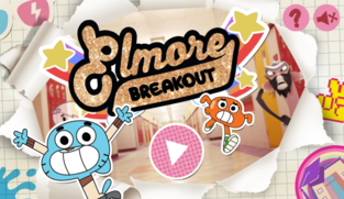 Elmore Breakout Title Screen