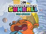 The Amazing World of Gumball Original Graphic Novel: The Storm