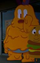 Nacho cheese guy