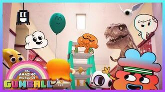 What He Thinks About Us! (Original Version) The Amazing World of Gumball 1080p
