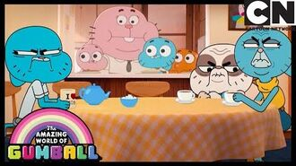 Nicole Fights With Her Parents The Parents Gumball Cartoon Network