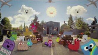 The Amazing World of Gumball - The World song (Amazing World of Elmore)