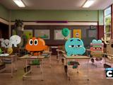 Ruang Kelas Miss Simian