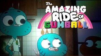 Amazing Ride of Gumball Shooting Dark Ride IMG Worlds Dubai