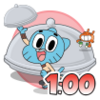 Gumball recipe run i can do this alone