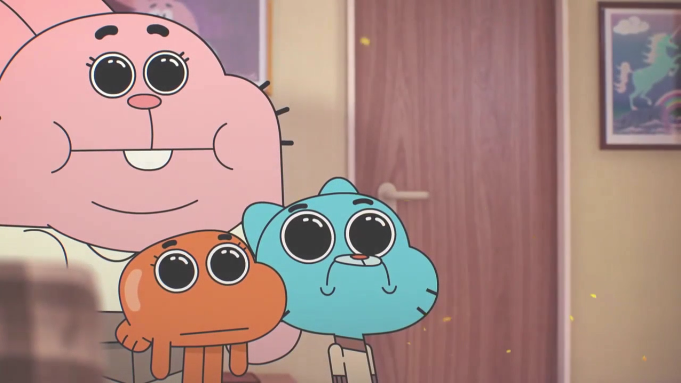 Image - The Gift 006.png | The Amazing World of Gumball Wiki ...