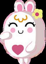 Rosie the rabbit render clipped rev 1