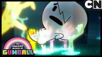 Gumball Ghost Party 👻Halloween 🎃 Cartoon Network