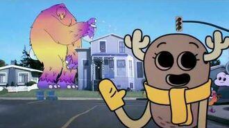 Gumballův úžasný svět - It's Christmas Eve