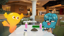 GumballxPennyDATING