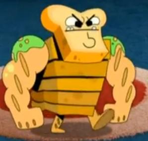 MutantBreadMonster