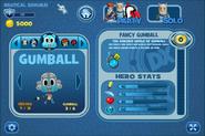 Fancy Gumball