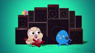 Just You and Me (Original Version) The Amazing World of Gumball 1080p