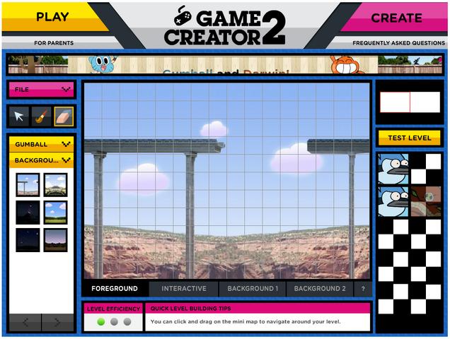Cartoon Network Game Creator 2 Gumball Cartoon Ankaperla Com