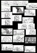 The rex storyboards