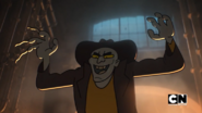 Ghoul Laughing