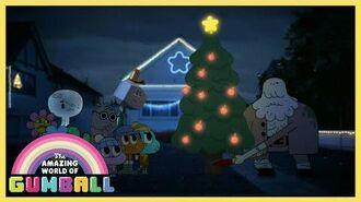 Нет Рождества Удивительный мир Гамбола 1080p