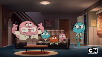 The Amazing World of Gumball - The Deal - Richard Rap