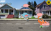 Gumball Dodger Gameplay