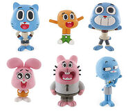 The Amazing World of Gumball Mini Figures