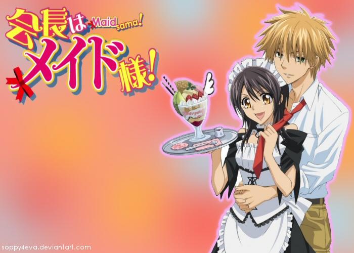 kaichou wa maid sama ayuzawa misaki black hair kaichou wa maid sama maid  transparent vector yellow