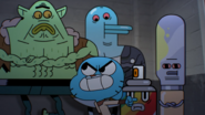 S02E40 - Gumball talking to Ogre