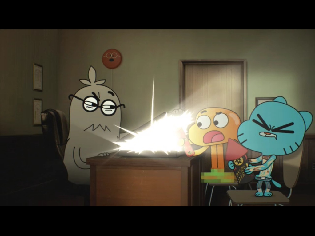The Amazing World Of Gumball Nude