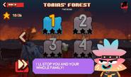 Pizza-Pocalypse Tobias'Forest