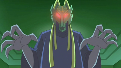 Anubis specter