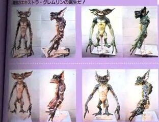 Gremlins2 types