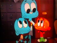 Nicole watterson gumball and darwin by isaacbandicoot-d4qm29w