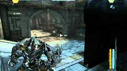 Dark of The Moon Online Megatron Gameplay